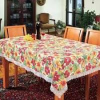 Buy cheap Tablecloth(lace border tablecloth) from wholesalers