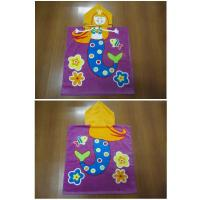 Buy cheap Children hooded beach towel (FC-HP1030) from wholesalers