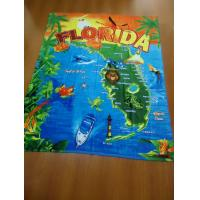 Buy cheap 100% cotton printing beach towel (FC-BT10313) from wholesalers