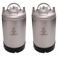 Cheap Ball Lock - NEW - 3 Gallon Kegs - 2 Pack for sale