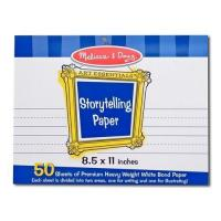 Cheap Storytelling Paper Pad - 8.5in x11in [MD4103] for sale