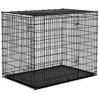 Large Breed Adjustable Dog Crate Midwest