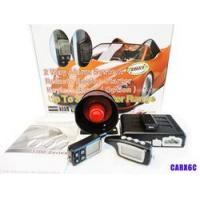 Buy cheap LCD Alarm with Remote Start + Owner Detection HT from wholesalers