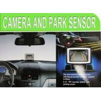 Buy cheap Rear View LCD Camera and Park Sensor System SPY from wholesalers