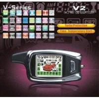 Buy cheap Multi Color LCD Alarm with Remote Start V2 from wholesalers