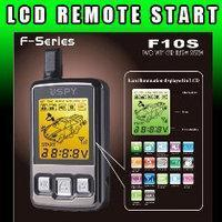 Buy cheap LCD Alarm with Remote Start F10S from wholesalers