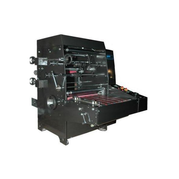 Oblique Type Single Face Paper Corrugating Machine Product