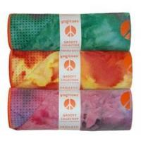 Cheap yogitoes SKIDLESS Yoga Mat Towel - GROOVY COLLECTION for sale