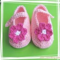 China PATTERN in PDFCrocheted Baby Maryjane BootiesBaby Booties 13 on sale