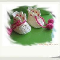 China PATTERN in PDFCrocheted Baby Maryjane BootiesBaby Booties 16 on sale