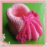 Cheap PATTERN in PDFKnitted Baby Maryjane BootiesBaby Booties 12 for sale