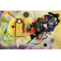 """Cheap Kandinsky, Wassily """"yellow-red-blue 1925"""" for sale"""