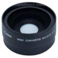 Cheap Canon WC-DC52, 52mm 0.7x Wide-angle Converter Lens for PowerShot A Series Digital Cameras wholesale