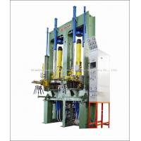 Cheap Hydraulic Double-mold Tire Shaping and Curing Press for sale