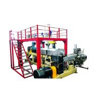 Cheap 3-pins 3-flight Reciprocating single screw extruder for sale