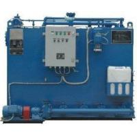 Buy cheap 380V / 440V, 5kw / 3.9kw Marine Sewage Water Treatment Plant from wholesalers