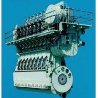 Cheap Electrical 1000KW 50 / 60 Hz 3 Phase Marine Diesel Generator Set for sale