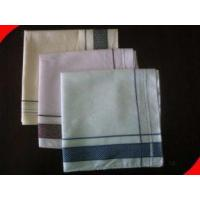 Buy cheap Reusable 25*25 cm Vintage Environmental Cotton Personalized Handkerchief from wholesalers