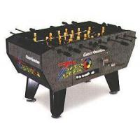 Cheap Action Coin Operated Foosball Table for sale