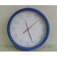 Cheap Analog Quartz Wall Clock With Doorbell Function for sale
