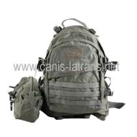 Cheap Bags Molle Tactical military army large capacity backpack daypack with one pouch CL5-0005RG for sale