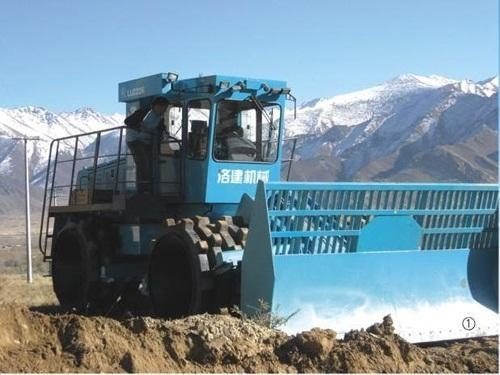 Landfill Compactors Garbage Pictures : Agriculture machines kat hp wheel drive tractor