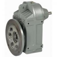 Buy cheap Helical Geared Motor FASF parallel shaft helical gearbox from wholesalers