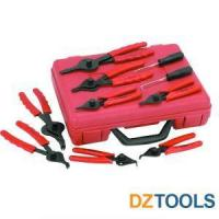 China Hand Tools 11 Piece Snap Ring Pliers Set on sale