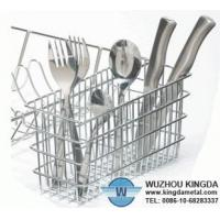 Cheap Cutlery Draining Basket for sale