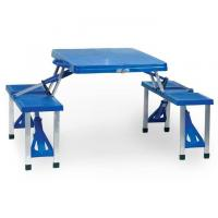 Cheap PICNIC FURNITURE 26001: Picnic folding table and bench set for sale