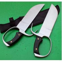 Cheap Wing Chun Bart Cham Dao, Chinese Kungfu Training Butterfly Knives( 2pcs/set) for sale