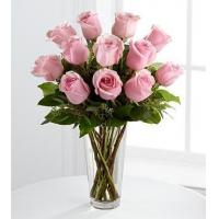 China The FTD Long Stem Pink Rose Bouquet on sale
