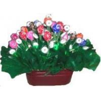 Cheap Basket of Cheer Candy Bouquet for sale