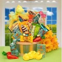 Cheap Easter Sweets N Treats Gift Basket for sale