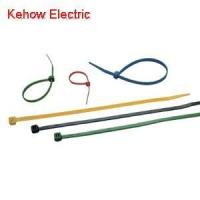 Cheap Self Locking Nylon Cable Ties for sale