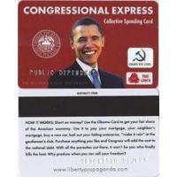 Obama Credit Card gag