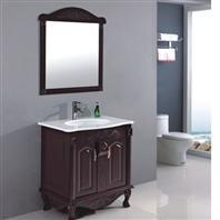 china bathroom cabinet european design solid wood cabinet on sale