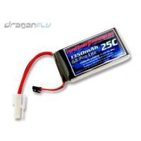 China Dragan Eye 3-Cell 1350mAh LiPo Battery with Balance Connector on sale