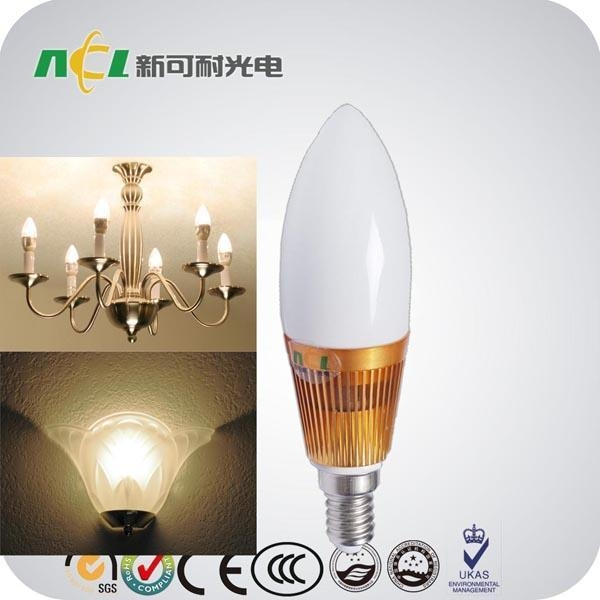 Quality Indoor Products SMD RGB 1W LED Candle Light wholesale