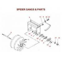 Cheap CASTINGS/FORGINGS SPIDER GANGS & PARTS for sale