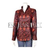 Cheap Chinese Wedding Dress Fortune Flower Jacket for sale