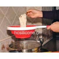 Cheap Silicone Noodle Colander for sale