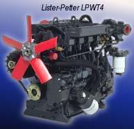Cheap Lister-Petter Ind. Engines for sale