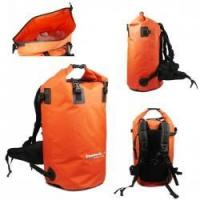 Cheap Red waterproof backpack bag for sale