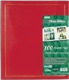 Quality Photo Albums Pioneer Magnetic Page Photo Album, 10-Inch-by-11-1/2-Inch, 100 Pages, Colors May vary wholesale