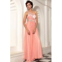 Buy cheap Evening Dress SweetHeart Pink Chiffon Cocktail Dress from wholesalers