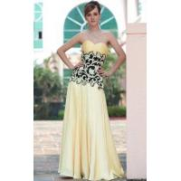 Buy cheap Evening Dress Sweetheart Appliqued Evening Dress from wholesalers