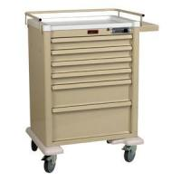 Buy cheap Anesthesia Carts Harloff AL809M6 6-Drawer Anesthesia Cart - Made In The USA! from wholesalers