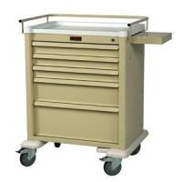 Buy cheap Anesthesia Carts Harloff AL808K5 5-Drawer Anesthesia Cart - Made In The USA! from wholesalers