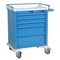 Buy cheap Anesthesia Carts Harloff AL808M5 5-Drawer Anesthesia Cart - Made In The USA! from wholesalers